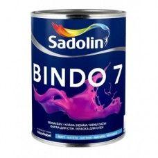 Sadolin Bindo 7 - Матовая краска для стен и потолков