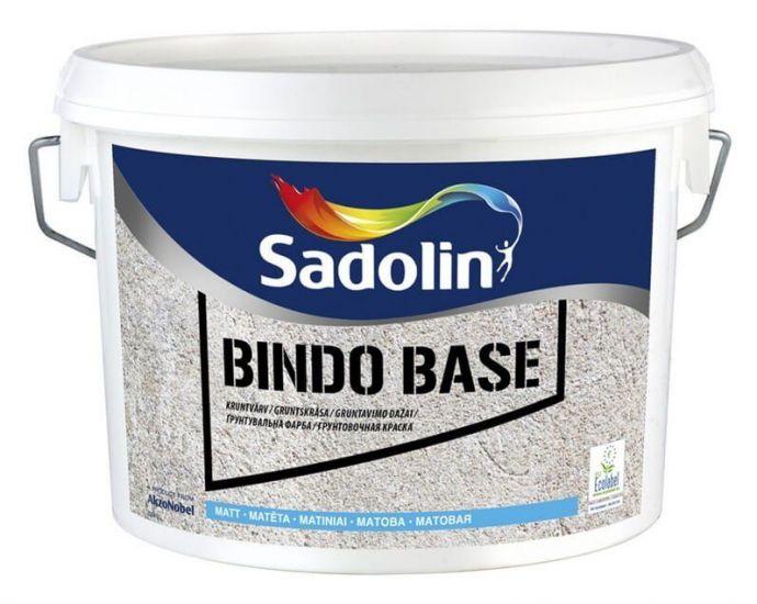 Sadolin Bindo Base - Водорастворимая грунт-краска