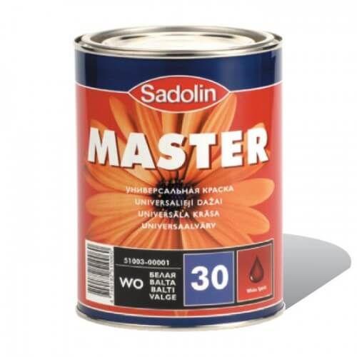 Sadolin MASTER 30 - Краска для металла
