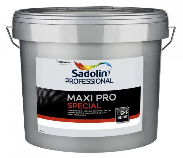 Sadolin MAXI PRO SPECIAL - Шпаклёвка